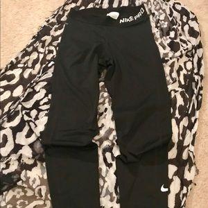 Nikepro leggings